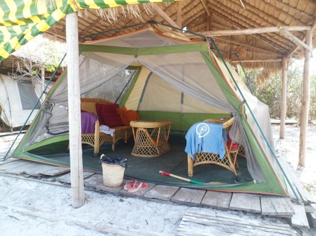 Kind of dorm here... Cái này cũng cho thuê nè ^_^