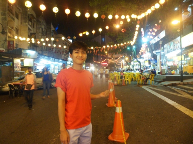 Nightlife on Jalan Alor, Bukit Bintang