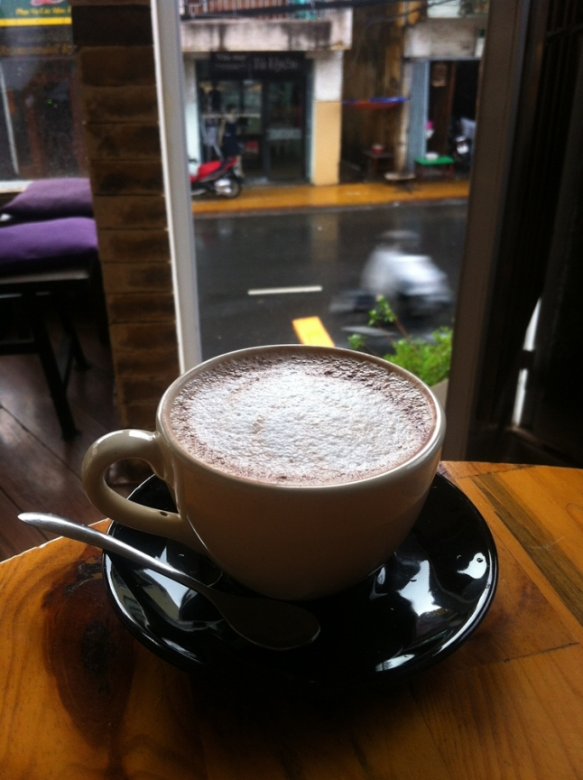 The Muse Coffee (64 Phan Dinh Phung street, Dalat)